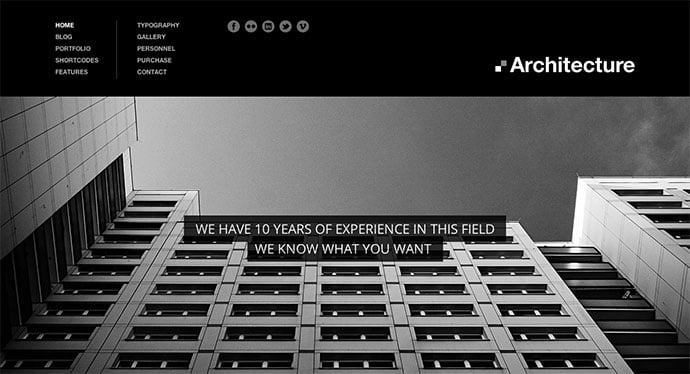 Architecture-3 - 36+ Amazing WordPress Themes For Architect Portfolio [year]