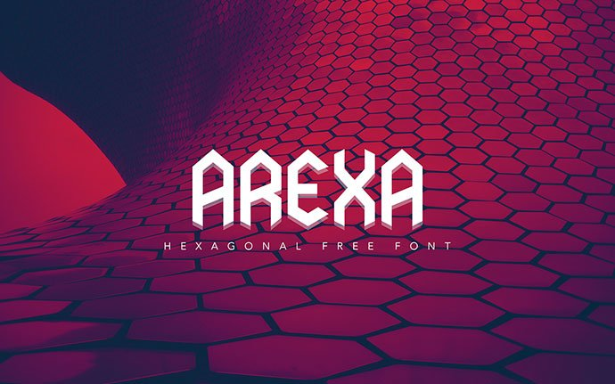 Arexa - 35+ Fantastic Science Fiction & Fantasy Fonts For You [year]