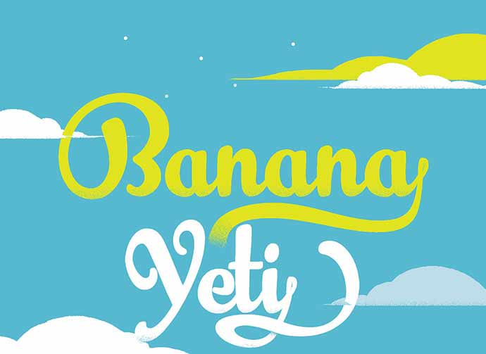 Banana-Yeti-Typeface - 51+ Stunning Travel Theme Designs Fonts For Your Website [year]