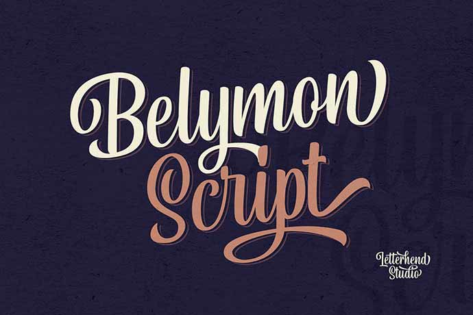 Belymon-Script - 51+ Stunning Travel Theme Designs Fonts For Your Website [year]