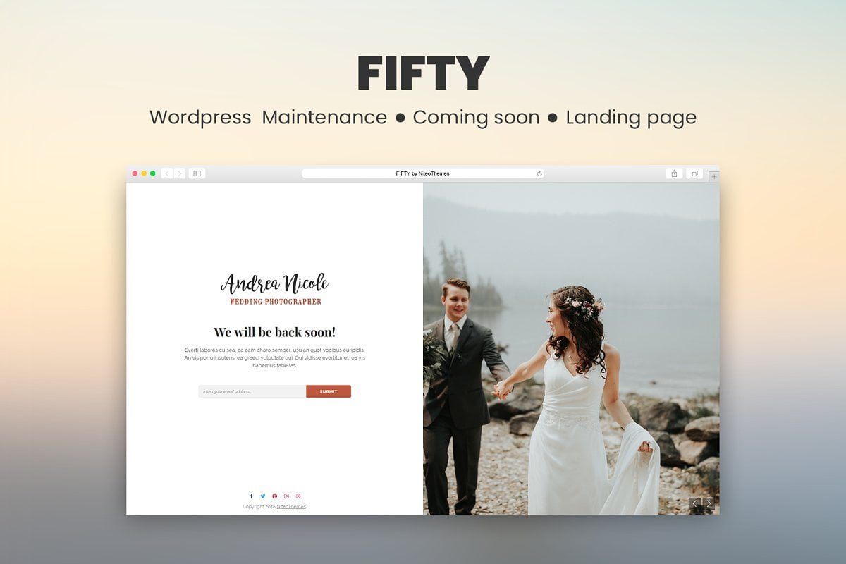 CMP-Fifty - 37+ Amazing Best WordPress Landing Page Themes [year]