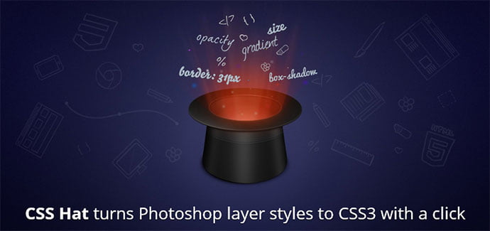 CSS-Hat - 41+ Necessary Free Photoshop Plugins & Actions For Designer [year]