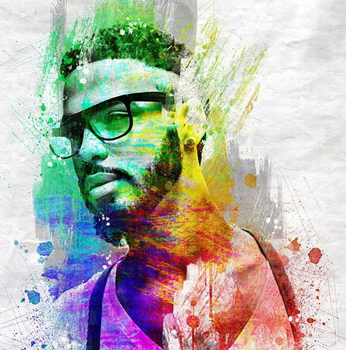 Chroma-Art - 30+ Awesome Splatter Painting Effect Photoshop Actions [year]