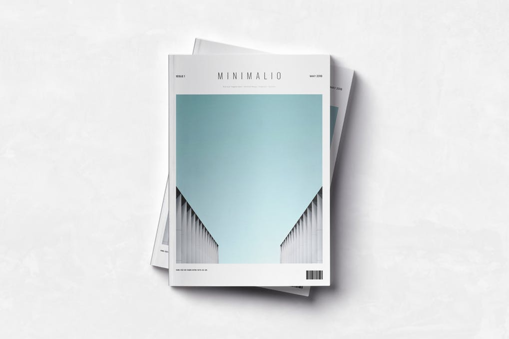Coercive-Interior-Magazine-InDesign-Templates - 50+ Awesome Interior Magazine InDesign Templates [year]