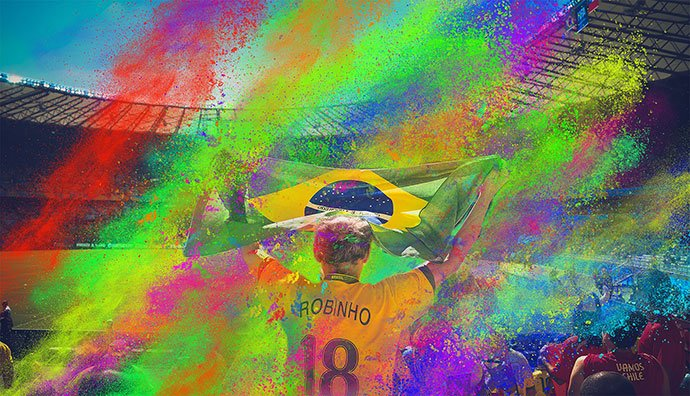 Color-Festival - 30+ Awesome Splatter Painting Effect Photoshop Actions [year]
