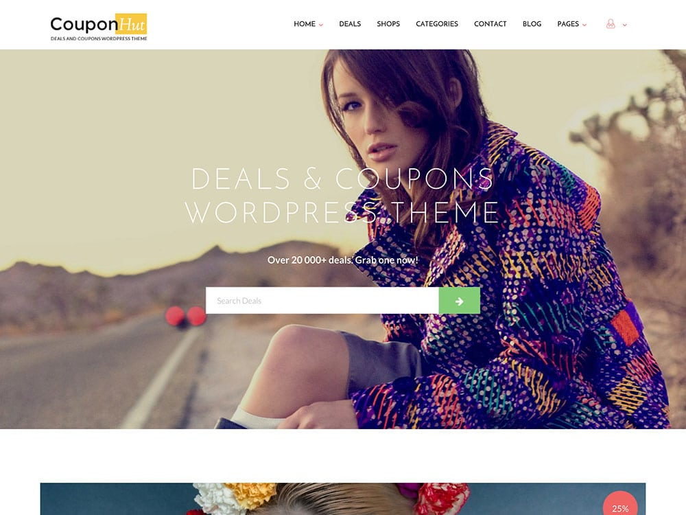CouponHut - 26+ Amazing WordPress Coupon Themes and Plugins [year]