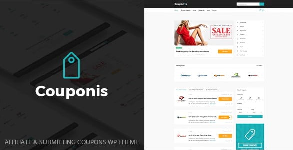 Couponis - 26+ Amazing WordPress Coupon Themes and Plugins [year]