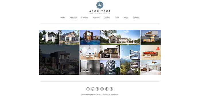 Creative-Agency-2 - 36+ Amazing WordPress Themes For Architect Portfolio [year]
