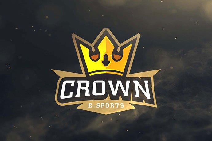Crown-Sport-and-Esport-Logos - 60+ Personal & Team Branding AI & EPS eSports Logo Templates [year]