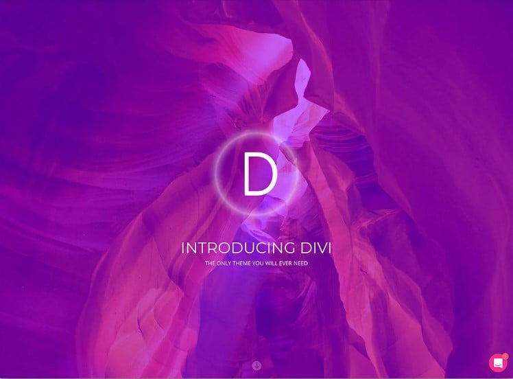 Divi-2 - 34+ Awesome Mobile First Free & Premium AMP Themes [year]
