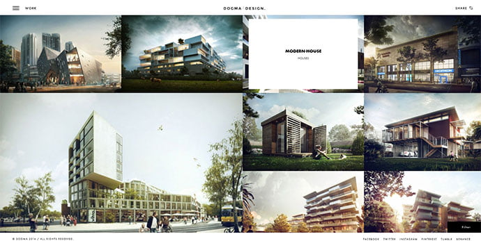Dogma - 36+ Amazing WordPress Themes For Architect Portfolio [year]