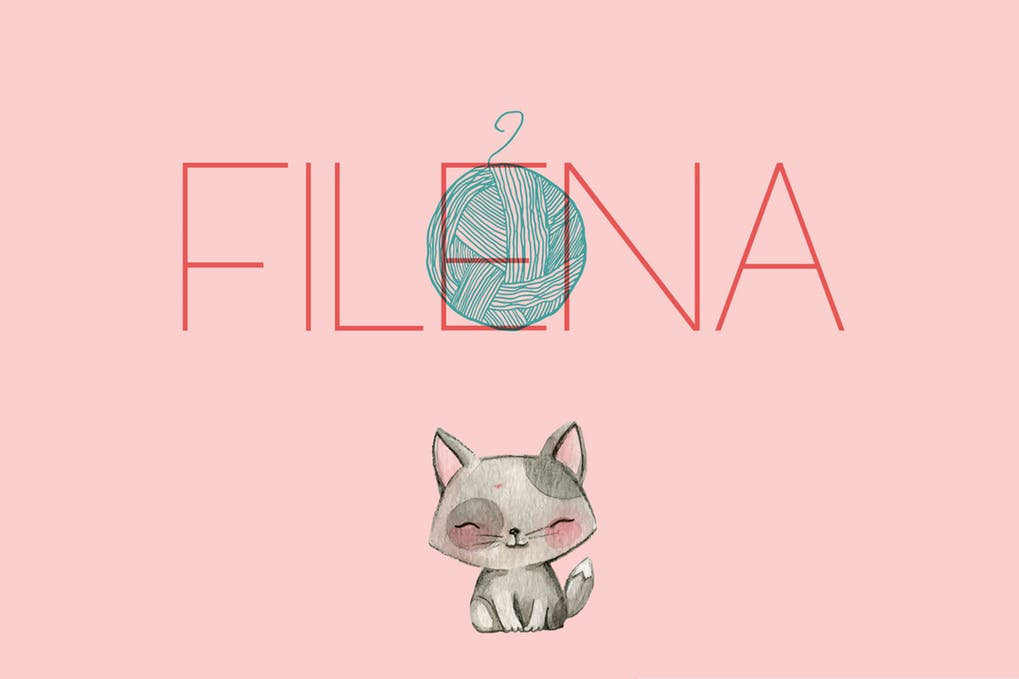 Filena - 51+ All Caps Fonts For Your Unique Personality Headline Website [year]