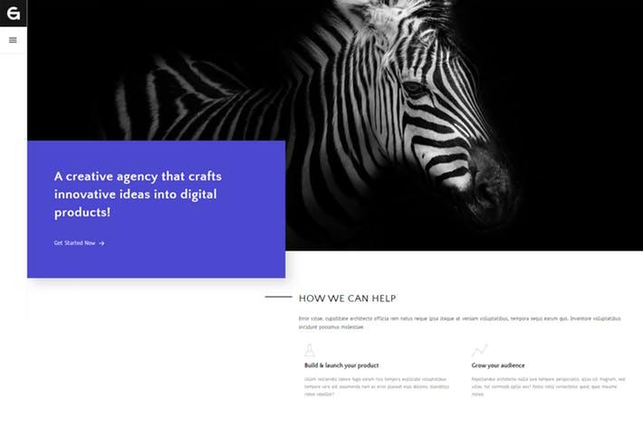 Gems - 50+ Best Portfolio WordPress Theme Design [year]