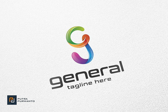 General - 50+ BEST Single Letter Business Logo Template [year]