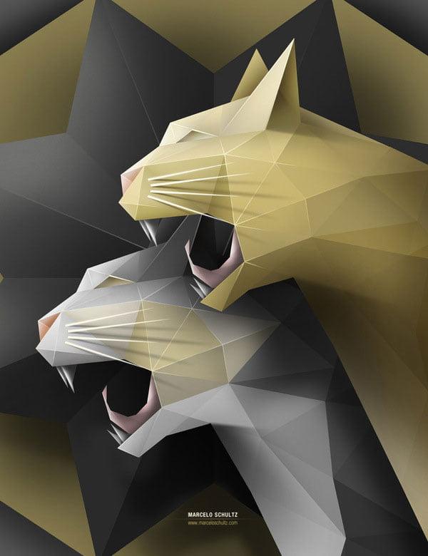 Geometric-Cats
