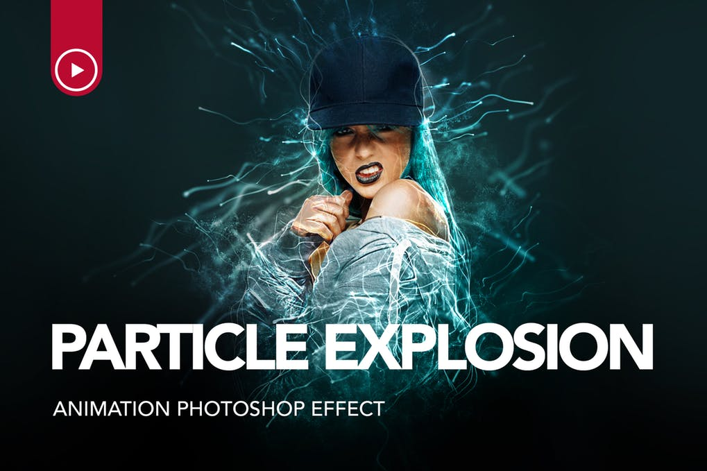 Gif-Animated-Particle-Explosion-1 - 35+ Awesome Animated GIF Photoshop Actions [year]