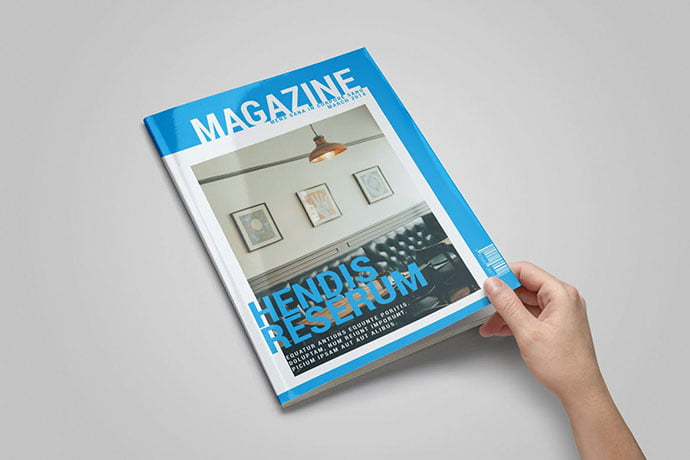 InDesign-Magazine-Template - 50+ Awesome Interior Magazine InDesign Templates [year]