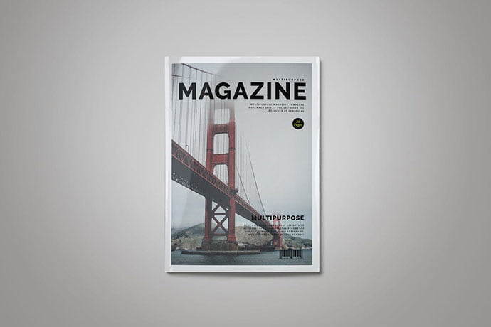 InDesign-Magazine - 50+ Awesome Interior Magazine InDesign Templates [year]