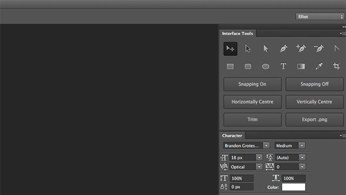 Interface-Tools-Photoshop-Plugin - 41+ Necessary Free Photoshop Plugins & Actions For Designer [year]