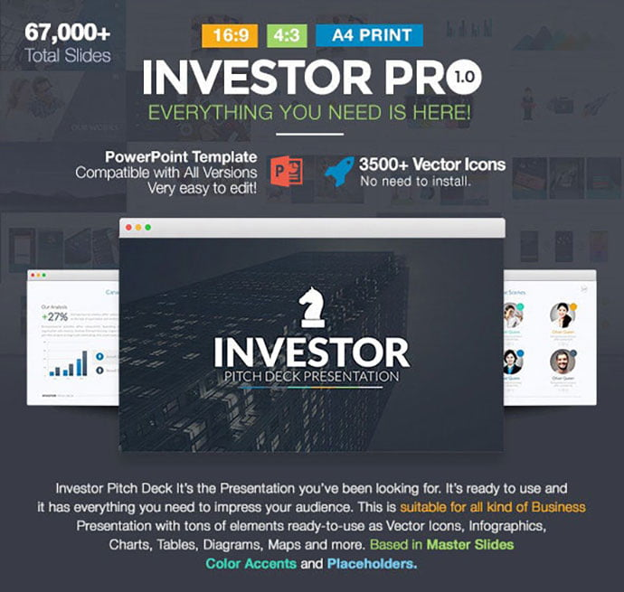 Investor-Pitch-Deck - 35+ Attractive Annual Report Powerpoint Templates [year]