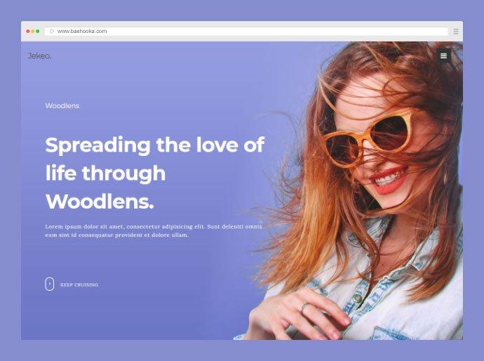 Jekeo - 35+ Compelling Case Study WordPress Themes [year]