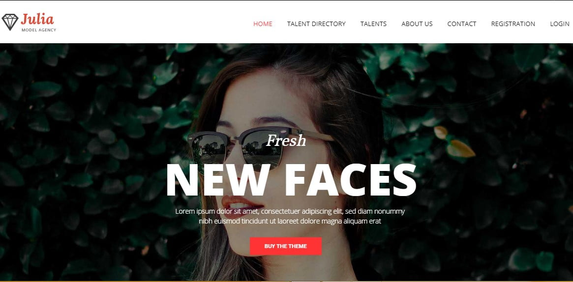 Julia - 25+ Awesome WordPress Themes For Feminine [year]