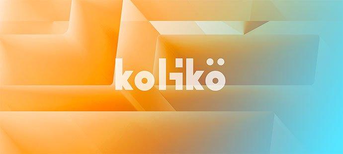 Koliko-Free-Font - 30+ Awesome BEST Square based Geometric Fonts [year]