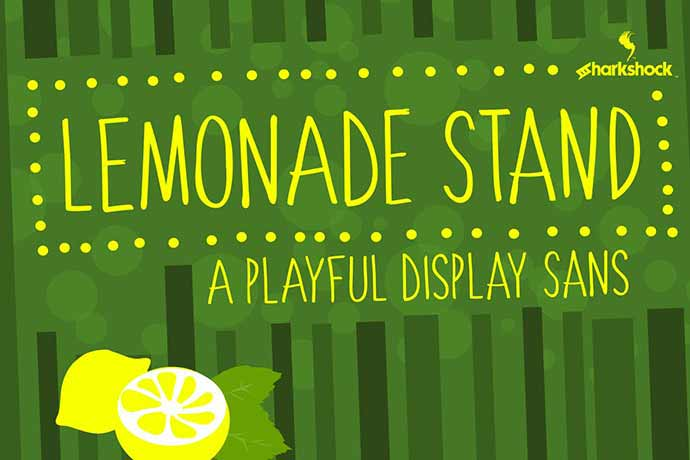 Lemonade-Stand - 51+ Stunning Travel Theme Designs Fonts For Your Website [year]