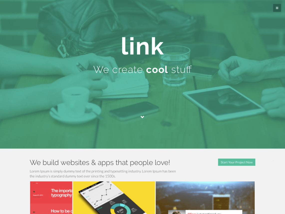Link - 61+ Free Creating Responsive WordPress Themes [year]
