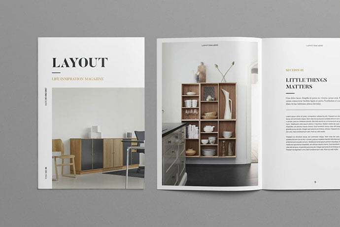 Magazine-2 - 50+ Awesome Interior Magazine InDesign Templates [year]