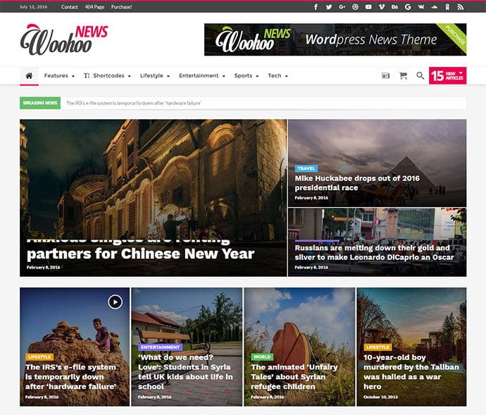 Magazine-Blog-WordPress-Themes - 45+ Magazine & Blog WordPress Themes To Make Your Website [year]