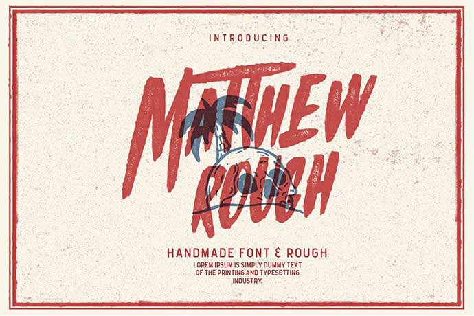 Matthew-Rough - 51+ Stunning Travel Theme Designs Fonts For Your Website [year]