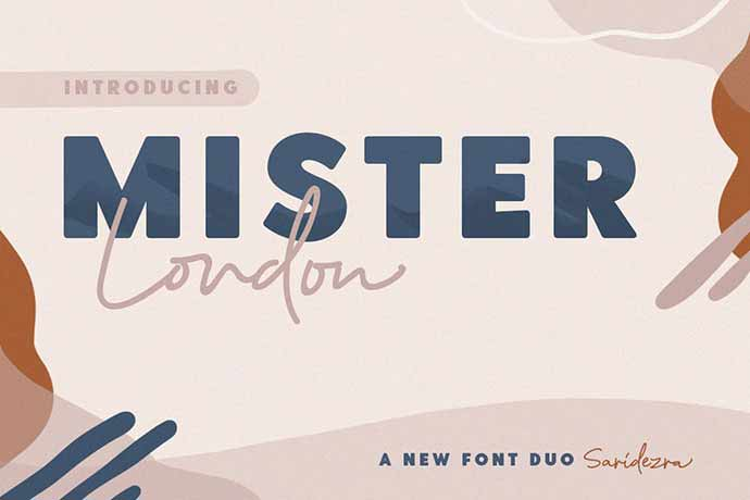 Mister-London - 51+ Stunning Travel Theme Designs Fonts For Your Website [year]