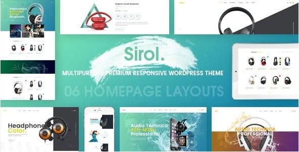 Multicolor-WordPress-eCommerce-Themes - 31+ Multicolor WordPress eCommerce Themes [year]