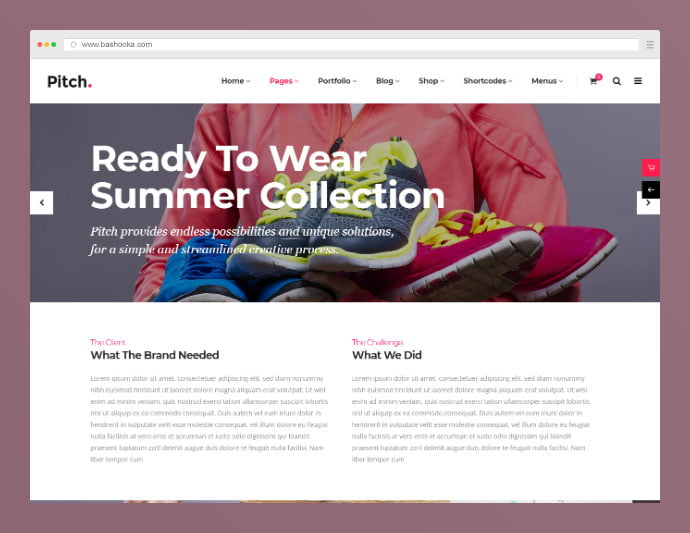 Pitch-1 - 35+ Compelling Case Study WordPress Themes [year]