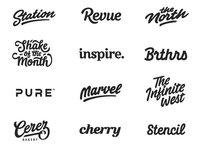 Plug-Nickel - 36+ Amazing Free Hand Drawn Logo Designs For You [year]