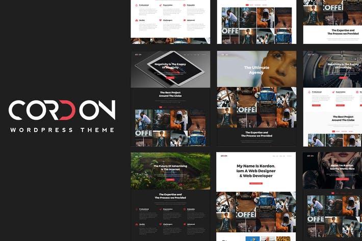 Portfolio-WordPress-Theme-Design