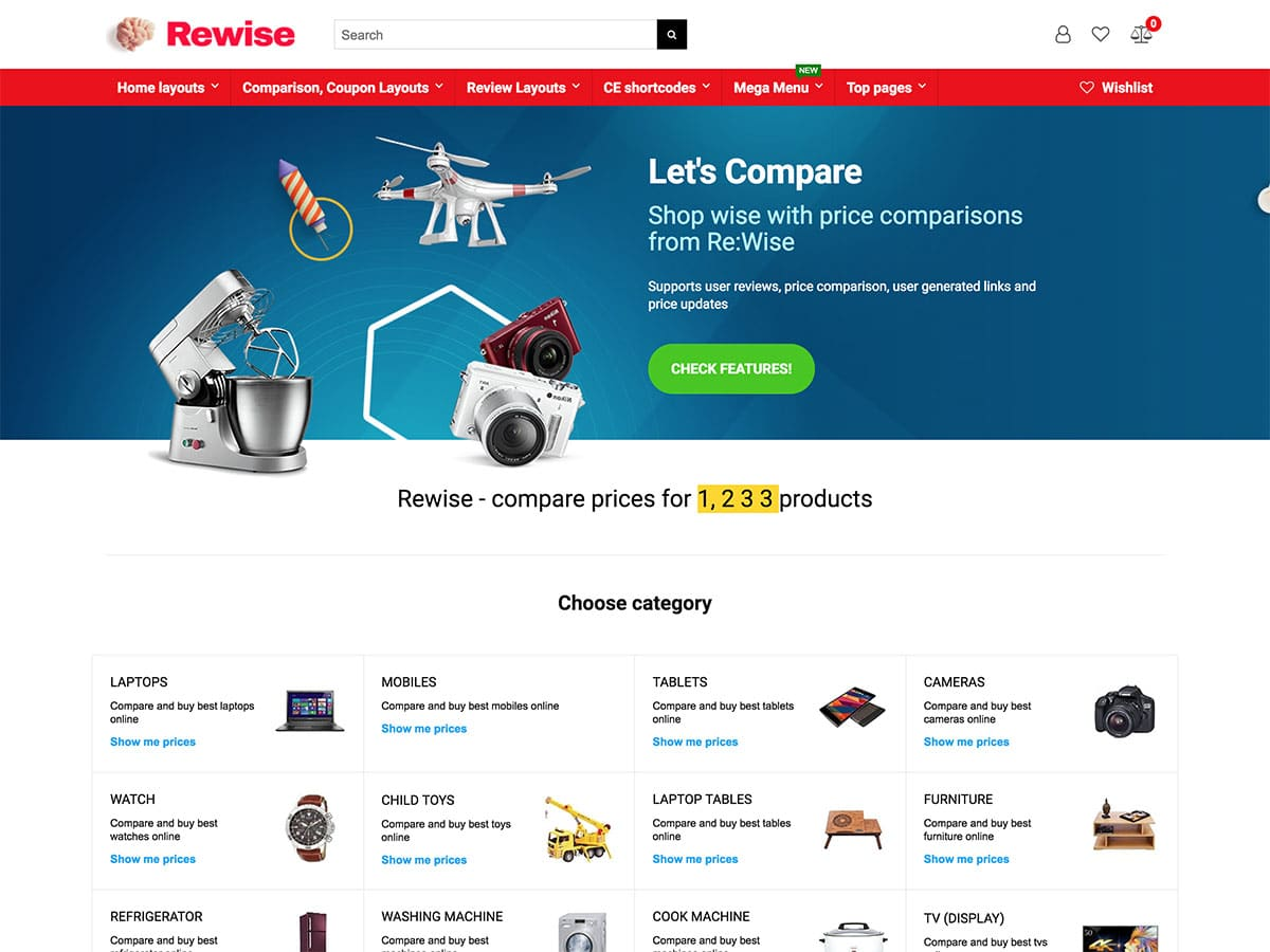 ReHub - 26+ Amazing WordPress Coupon Themes and Plugins [year]