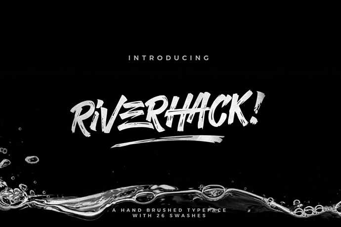 Riverhack - 51+ Stunning Travel Theme Designs Fonts For Your Website [year]