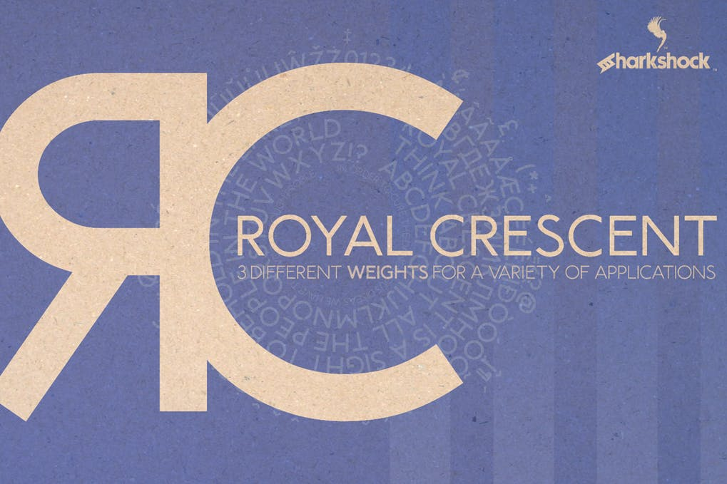 Royal-Crescent - 51+ All Caps Fonts For Your Unique Personality Headline Website [year]