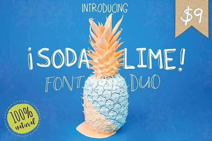 Soda-Lime-Font - 51+ Stunning Travel Theme Designs Fonts For Your Website [year]