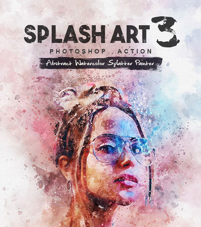 Splash-Art-3 - 30+ Awesome Splatter Painting Effect Photoshop Actions [year]