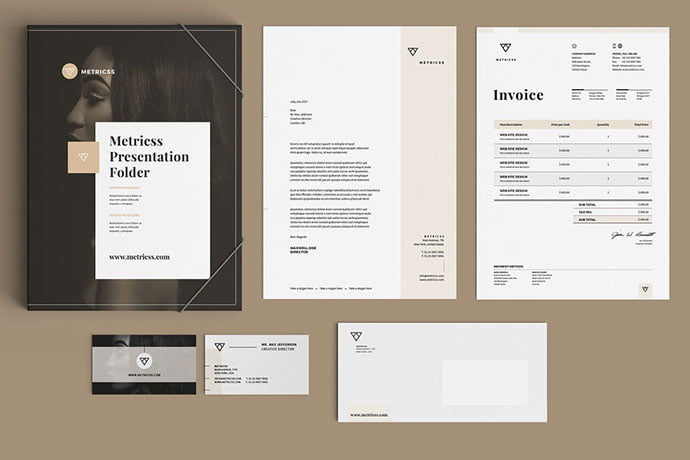Stationery-1 - 35+ Remarkable Stationery Branding Design Templates [year]