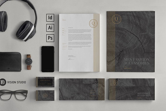 Stationery-2 - 35+ Remarkable Stationery Branding Design Templates [year]
