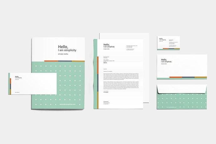 Stationery-Branding-Design-Templates - 35+ Remarkable Stationery Branding Design Templates [year]