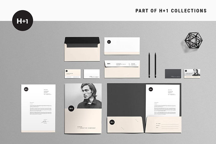 Stationery-Set - 35+ Remarkable Stationery Branding Design Templates [year]