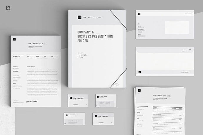 Stationery - 35+ Remarkable Stationery Branding Design Templates [year]