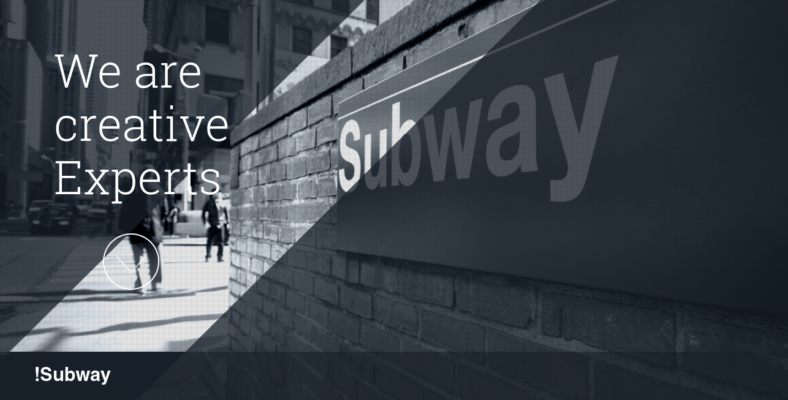 Subway - 41+ Awesome Responsive HTML5 Web Templates [year]