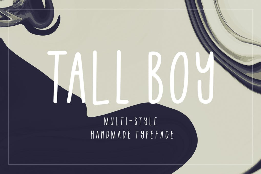 Tall-Boy - 51+ All Caps Fonts For Your Unique Personality Headline Website [year]