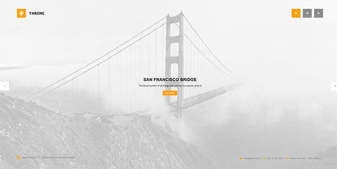 Throne-1 - 36+ Amazing WordPress Themes For Architect Portfolio [year]